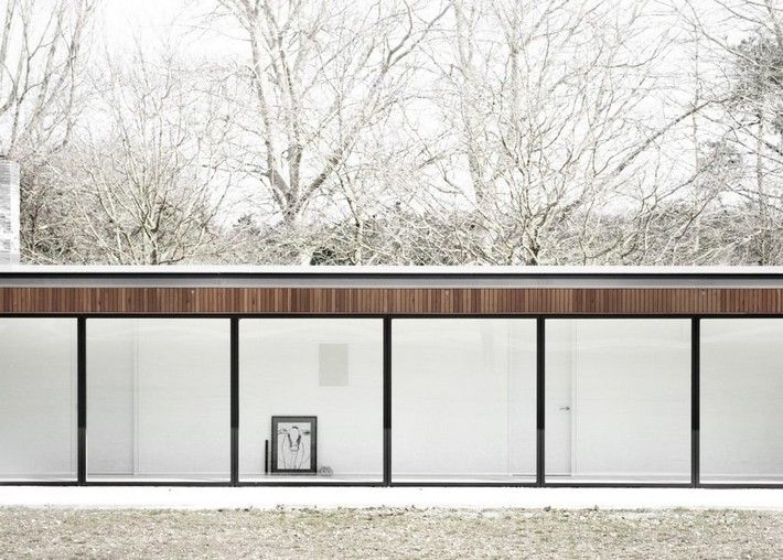 Norm Architects Contemporary Farmhouse in the Suffolk Countryside