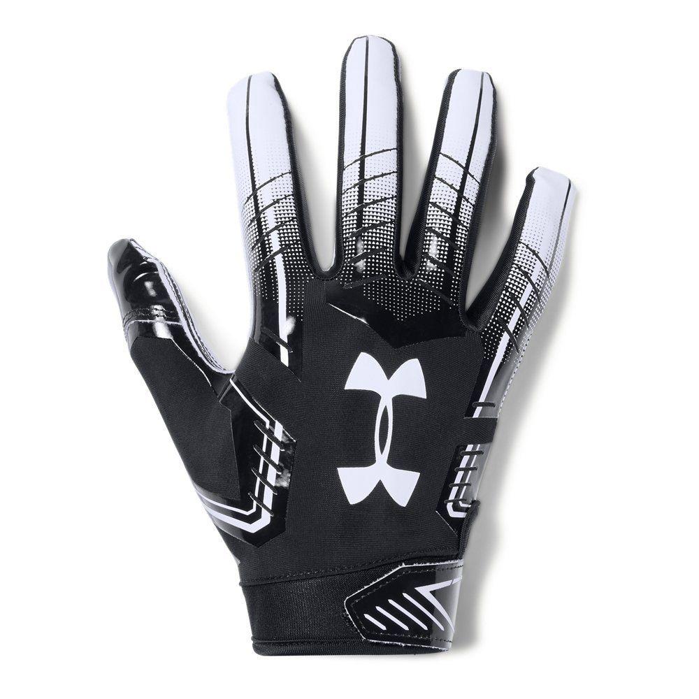 Men S Ua F6 Football Gloves Football Gloves Gloves Football Receiver Gloves