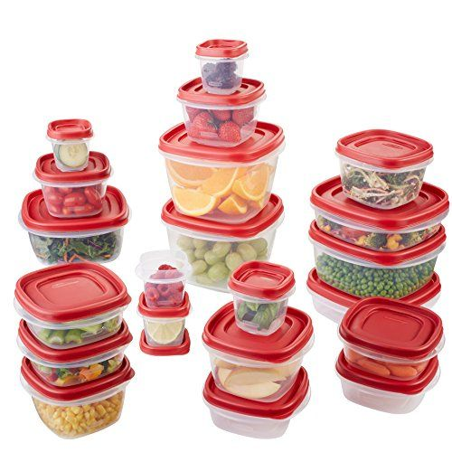 4 5 5 Recipe Food Storage Container Set Food Storage Set Rubbermaid Storage Containers