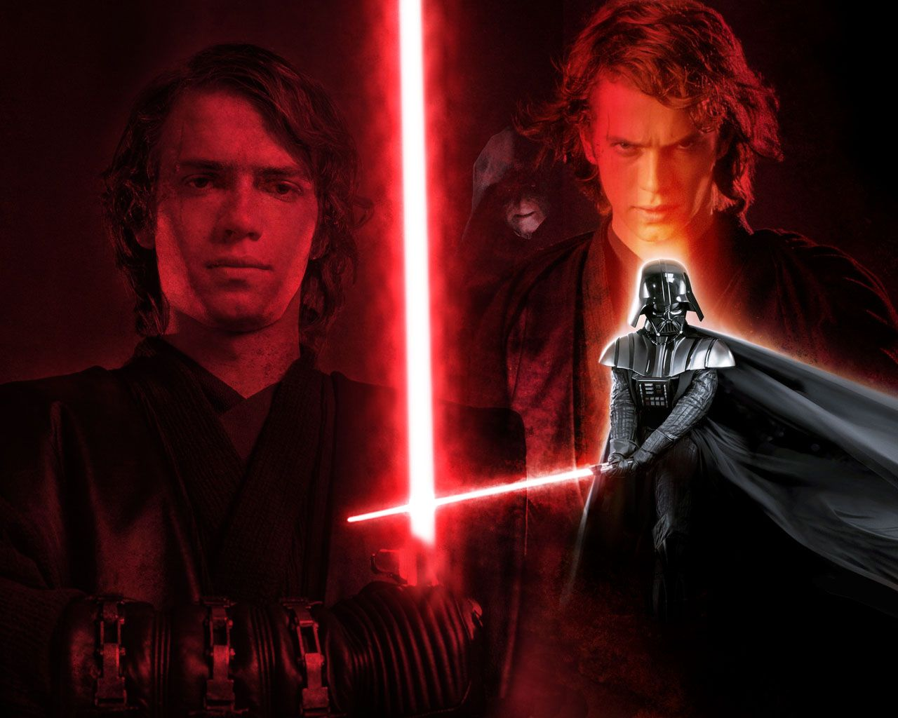 Star Wars Anakin Skywalker Wallpaper: Anakin Skywalker Darth Vader Wallpaper
