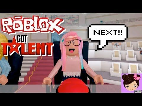 Playing Roblox Have A Family Judging Roblox Got Talent Funny And Silly Performances Titi Games Youtube Titi Roblox Talent