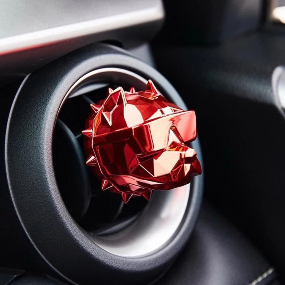 Creative Bulldog Car Air Freshener in 2020 Car air