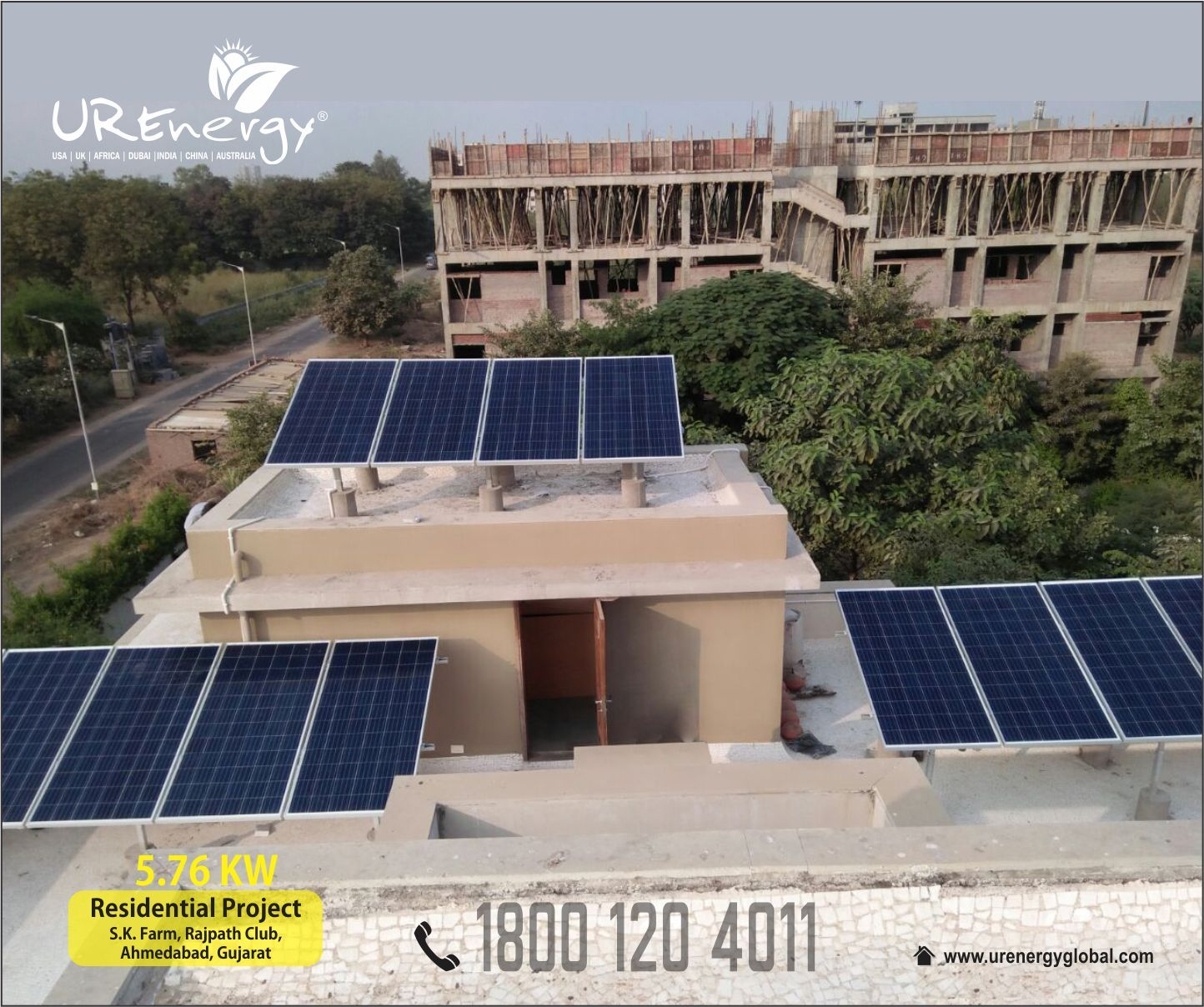 Rooftop Solar Panel Inverters Water Pump Solar Epc Gujarat India U R Energy Solar Solar Water Pump Solar Panel Inverter