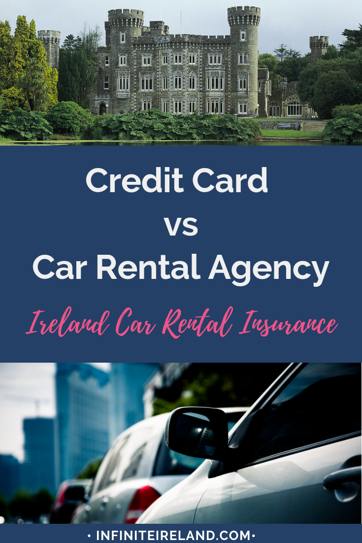 How To Use Your Credit Card For Car Rental Insurance In Ireland