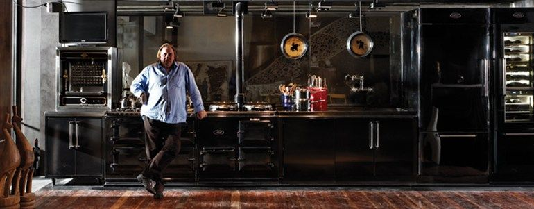 Living Large There Gerard Aga Pinterest Home Cuisine And At Home - Cuisine aga