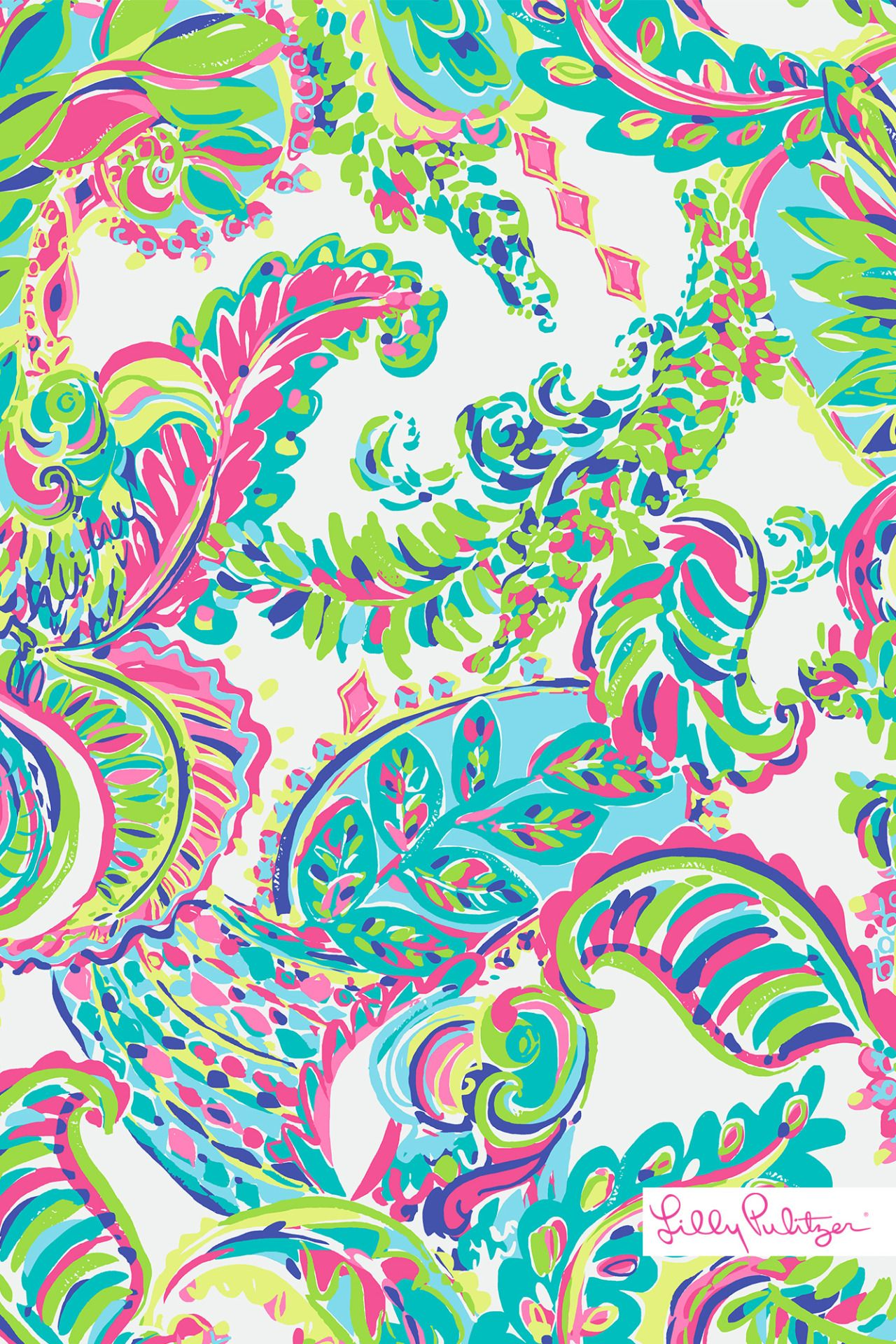 Ethnic iphone wallpaper - Explore Lilly Pulitzer Patterns And More