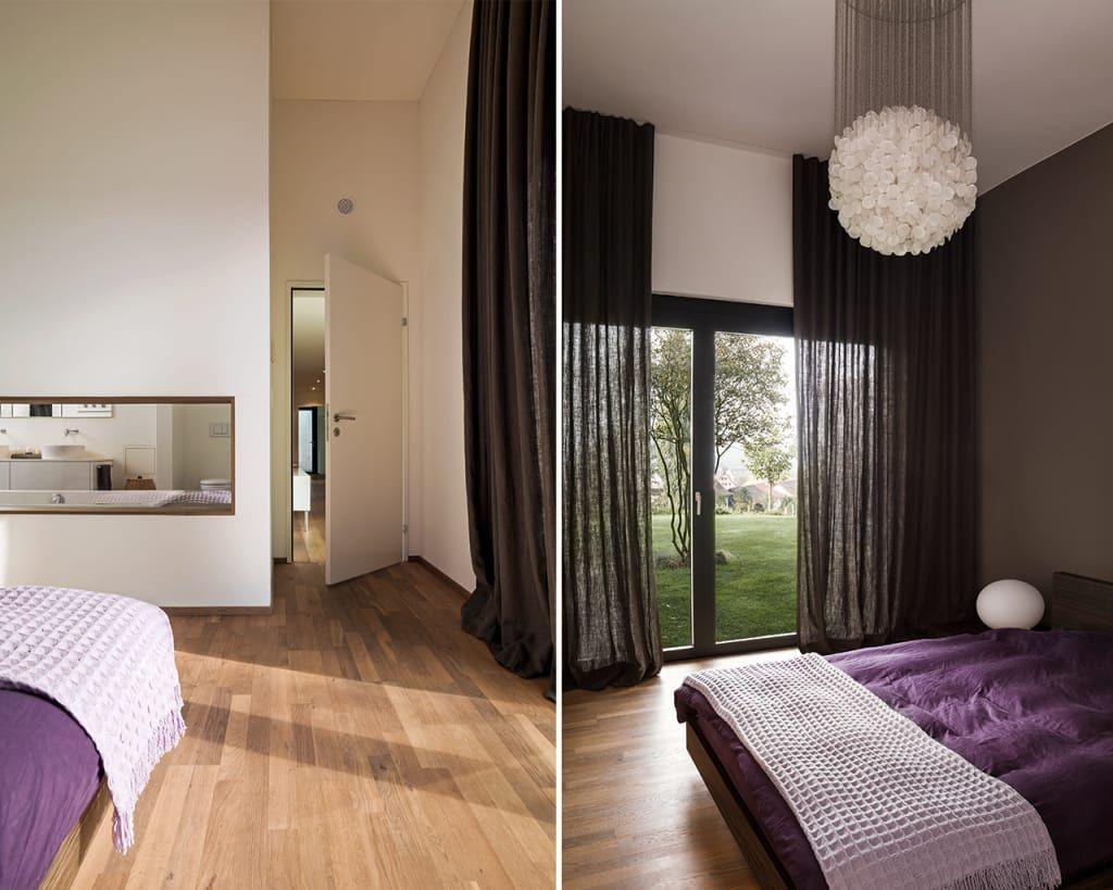 Glasbilder Schlafzimmer ~ Moderne schlafzimmer bilder objekt