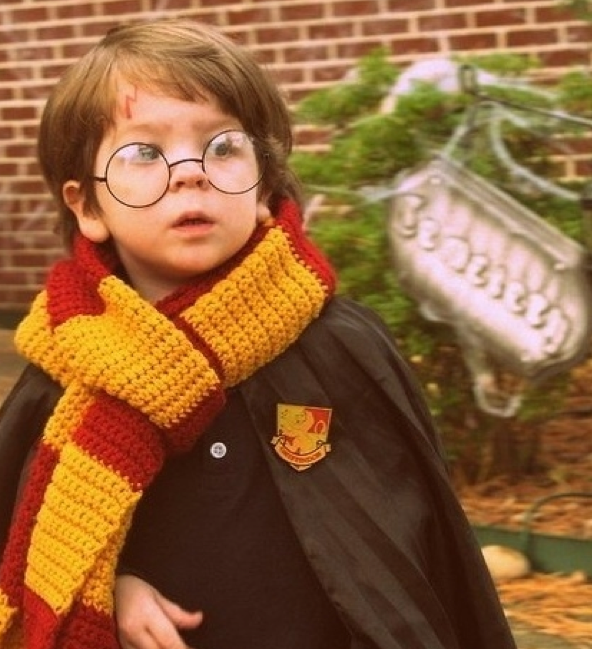 harry potter costume!