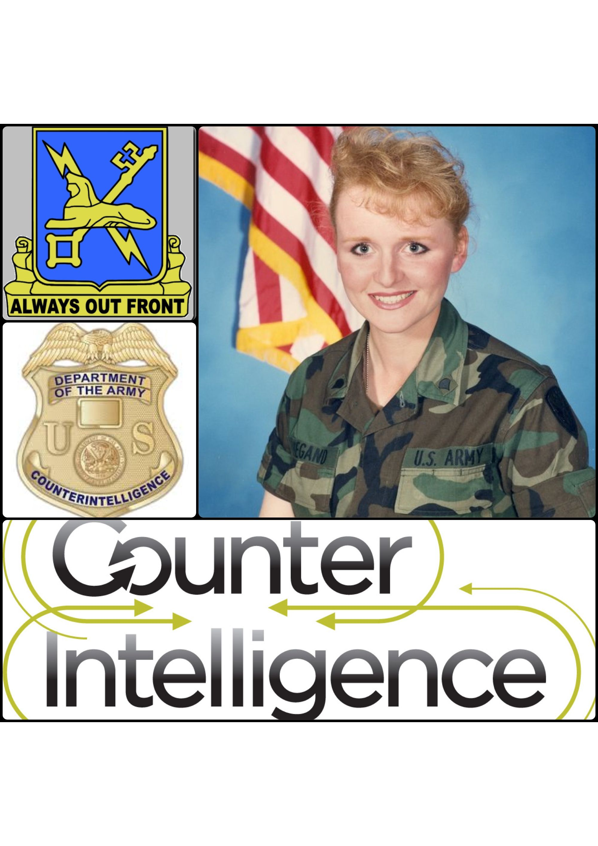 counter intelligence agent