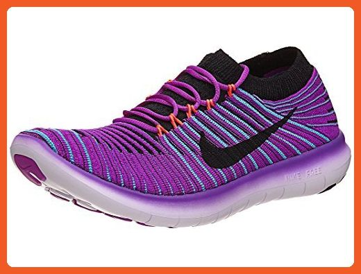 Nike Womens Free RN Motion-HYPER VIOLET/BLACK-GAMMA BLUE-10.0 - · Road  RunningShoes ...