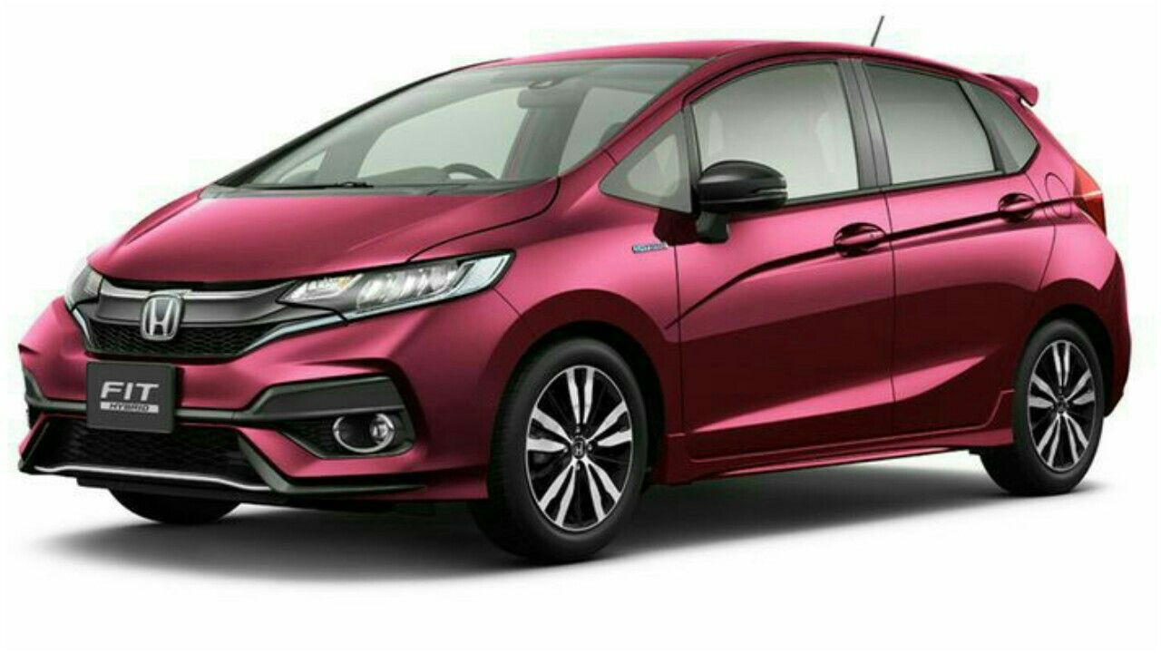2019 Honda Fit Hatchback In 2020 Honda Fit Hybrid Honda Jazz Honda Jazz 2017