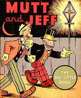 Comic Strip Mutt and Jeff | Go Comics has been running vintage Mutt