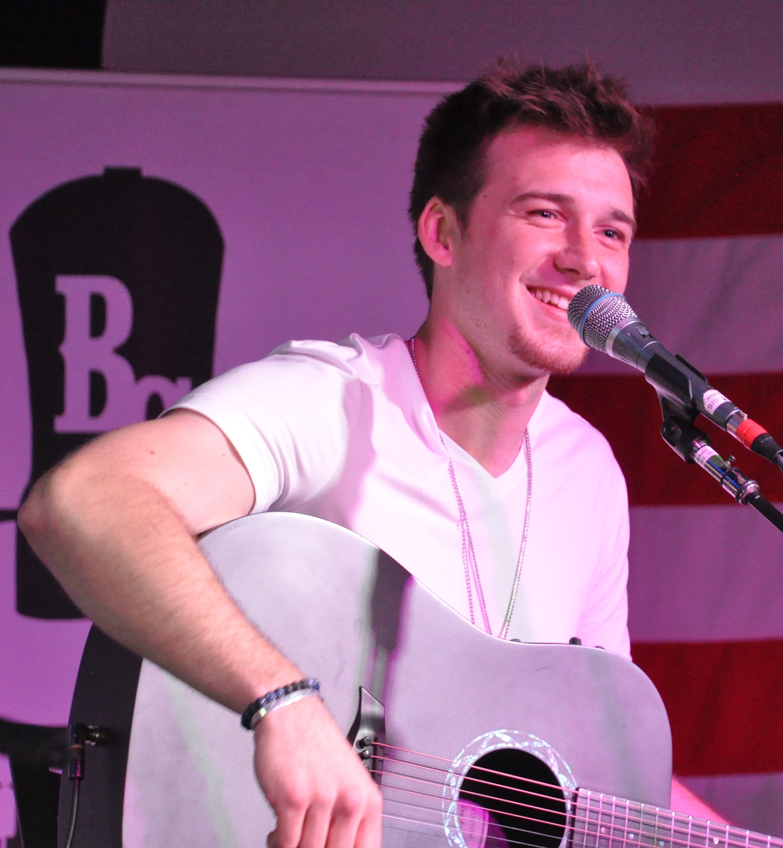 Morgan Wallen At The Boot Grill For New From Nashville Country Singers Singer Country Music