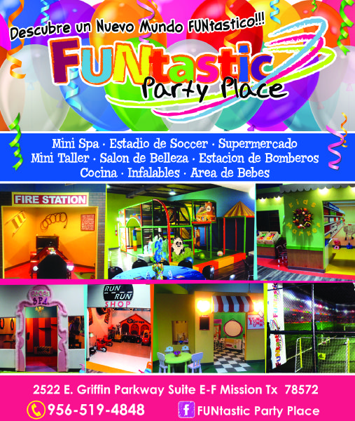 Discover The New World Of Funtastic Party Place In Mission