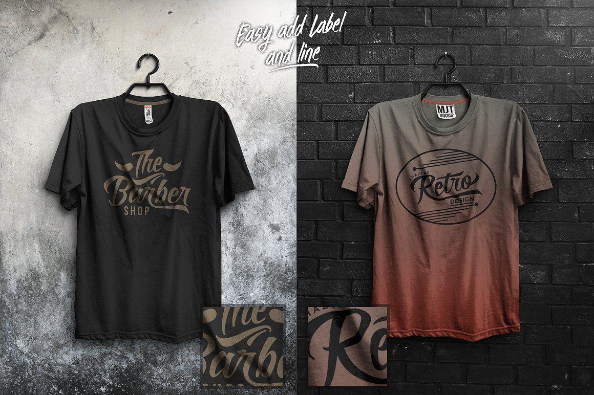 Download Mjt Realistic T Shirt Mock Up Shirt Mockup Clothing Mockup Shirts
