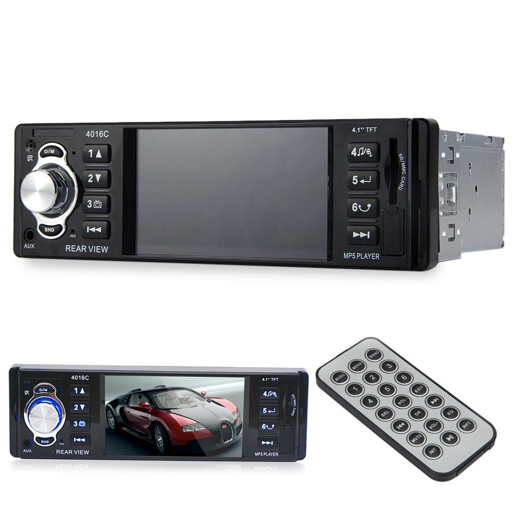 Car accessories 1141 inch embedded car radio player 4016c car car accessories 1141 inch embedded car radio player 4016c car video mp5 players lcd sciox Choice Image