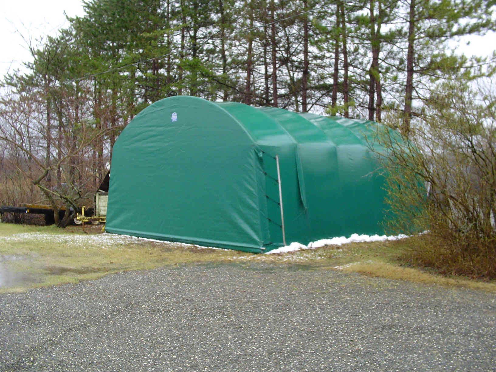 Amazing Portable Garages And Shelters