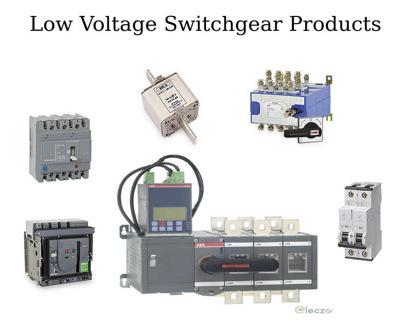 Low Voltage Switchgear Products: Eleczo Supplies and Distribute top ...
