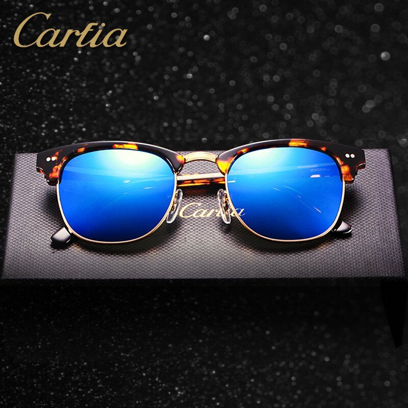 6e17171a2e Carfia sunglasses women 5109 acetate sunglasses brand designer mirror  glasses 2017 vintage fashion sun glasses men