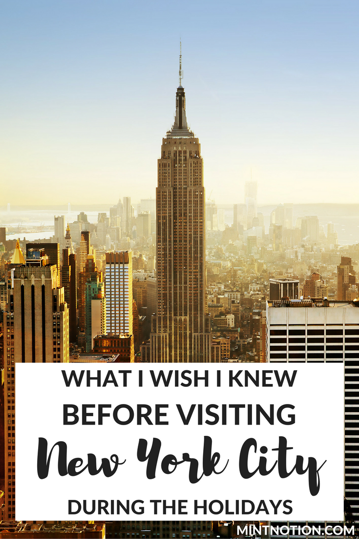 Celebrating New Year's Eve in Times Square is a bucket list trip for many. Click…