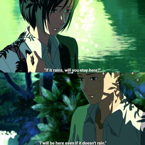 Movie: Garden of Words (Kotonoha no Niwa) 2013   OH Anime & Manga ...