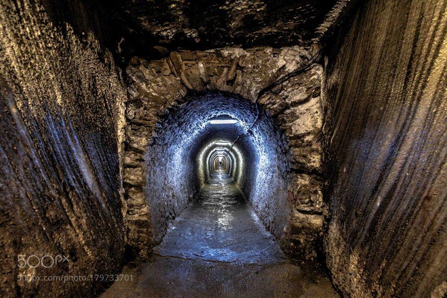 Salt mine Salina Turda 9 by Elstrup. @go4fotos