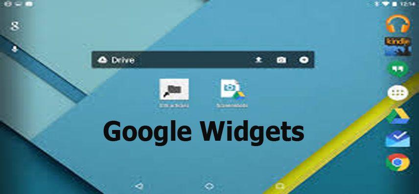 Google Widgets How to Install Google Widgets on Your