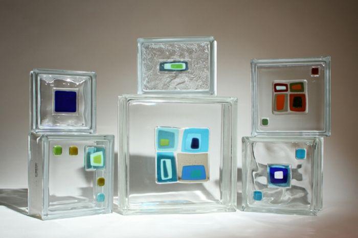 Mettons des briques de verre dans la salle de bains - Pose Brique De Verre Salle De Bain