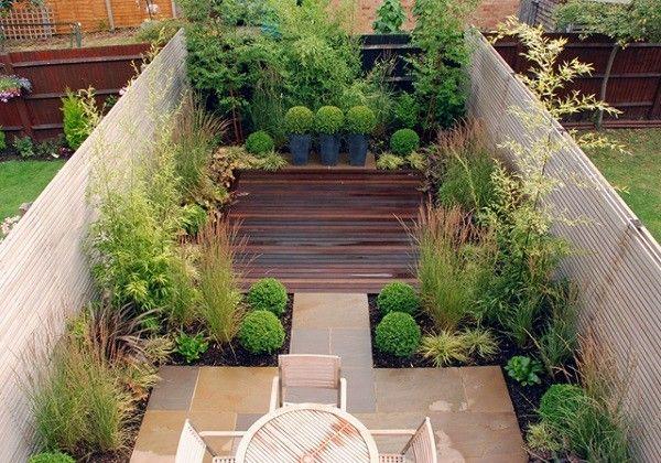 patio cerrado con muchas plantas
