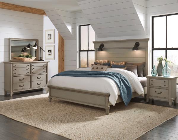 5 Pc Queen Bedroom Cardi S Furniture Mattresses Bedroom