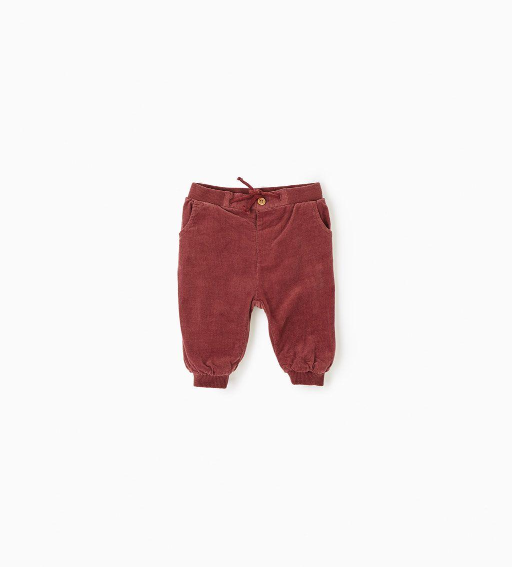 Imagen 1 de Pantalón micropana de Zara 3-6 meses
