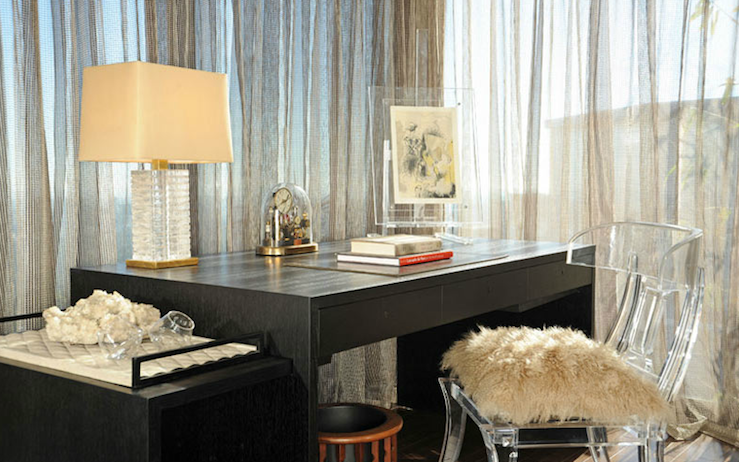 1000 images about girly offices on pinterest lucite chairs desks and offices chic office desk