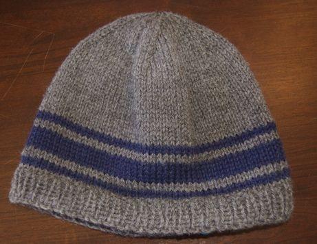 Beanie Knitting Pattern Free : Knit Pattern Cable Beanie-Knit Pattern Cable Beanie Manufacturers Jillys st...