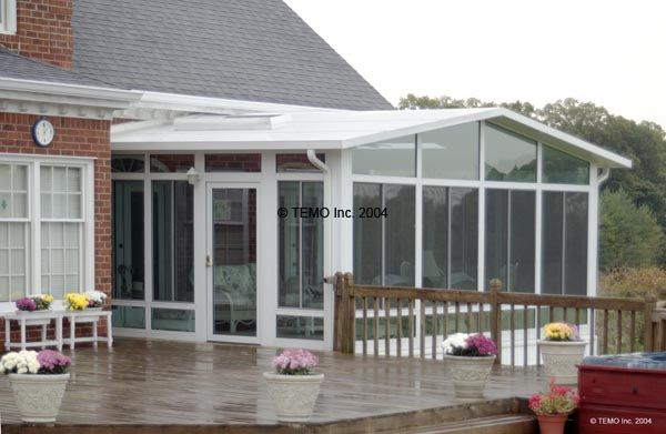 Add Living Space With A Sunroom Redfin Real Time Sunroom Kits Sunroom Designs Sunroom