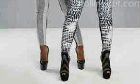 High heels sexy ass