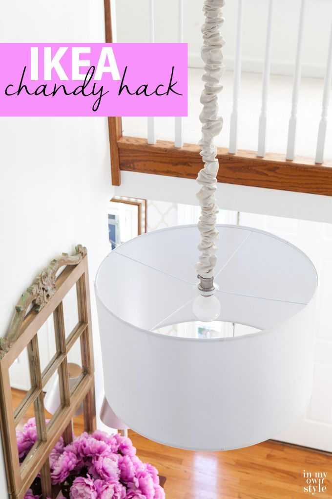 A Modern Chandy For Under 50 I Did A Little Hack Using An