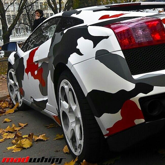 Gemballa Camo Lamborghini Gallardo