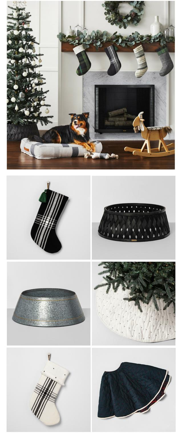 The Saturday 6 Home decor, Christmas deco, Tree collar