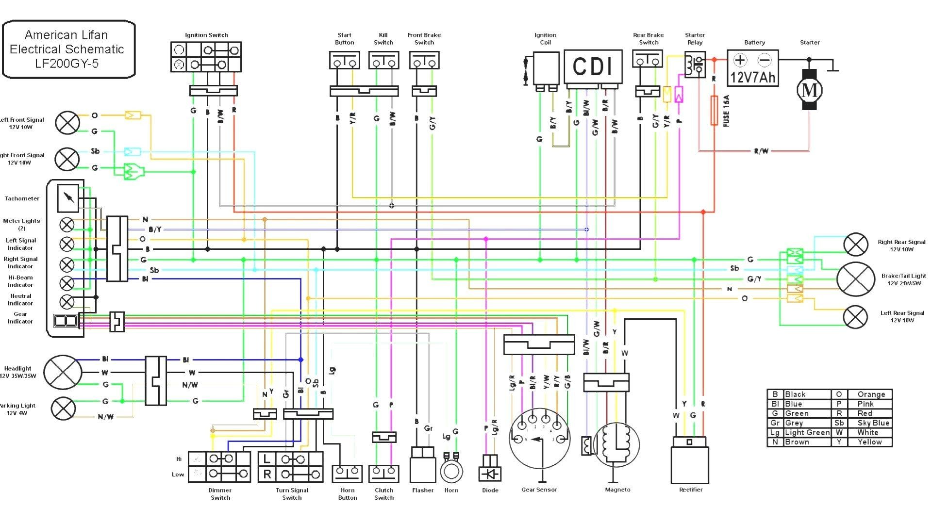Combined 20Simple 20Wiring Lifan 125 Wiring Diagram 7 ... on