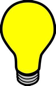 Light bulb cartoon. Bing images school projects