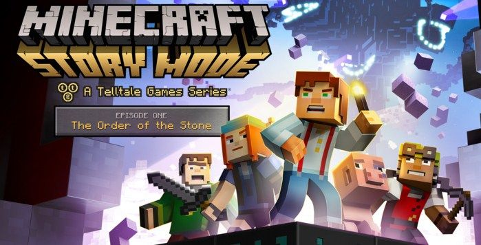 Minecraft Story Mode Episode 1-RELOADED PC Game Free (100% Working