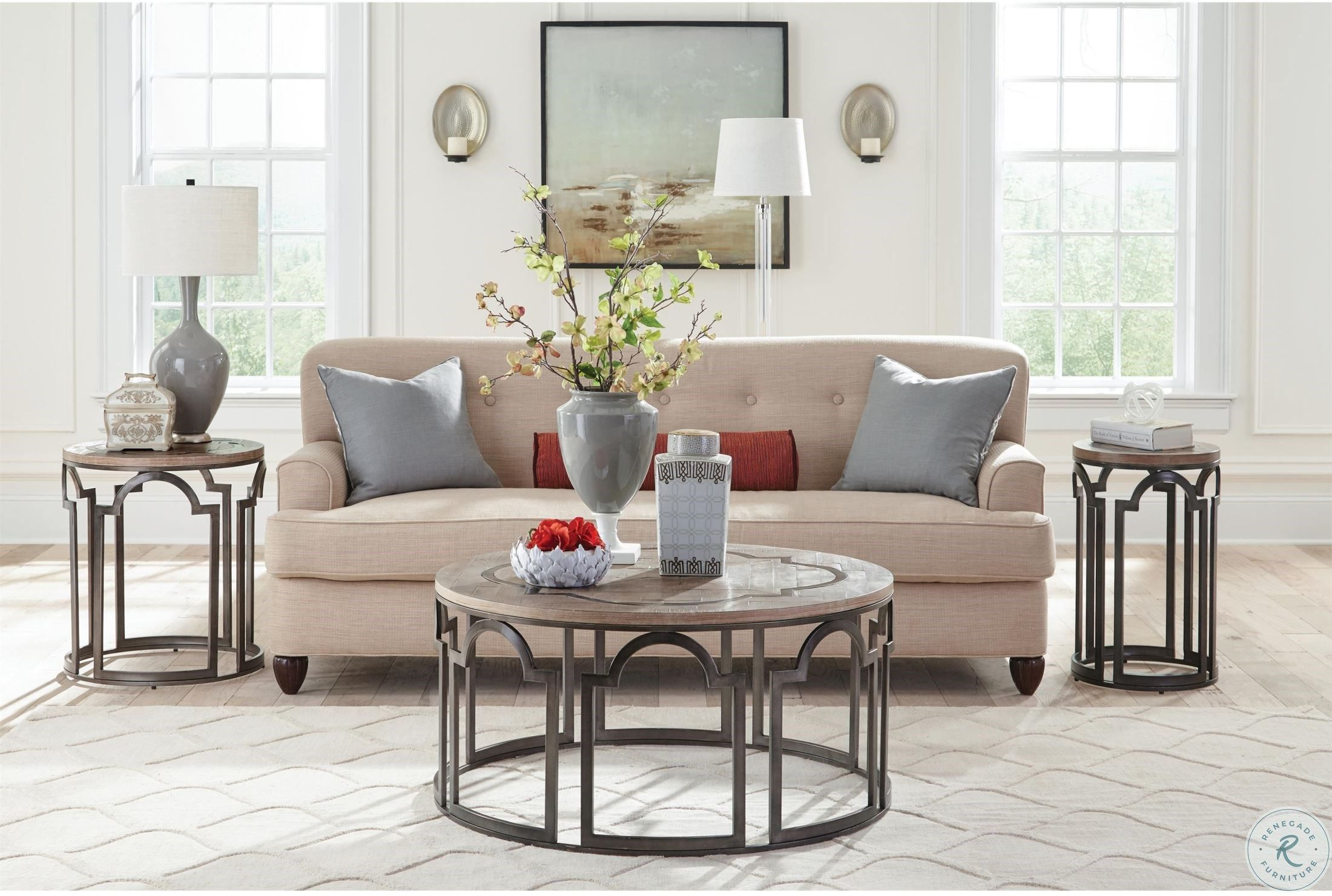 Comfyclouds Ivory Modular Sectional In 2021 Coffee Table Room Decor Living Room Decor [ 1480 x 2200 Pixel ]