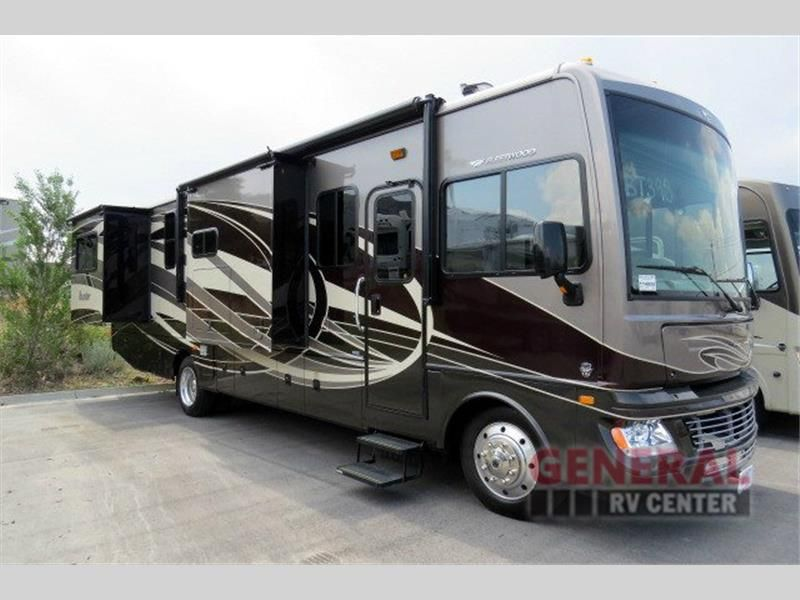 New 2015 Fleetwood Rv Bounder 34t Motor Home Class A At General Rv