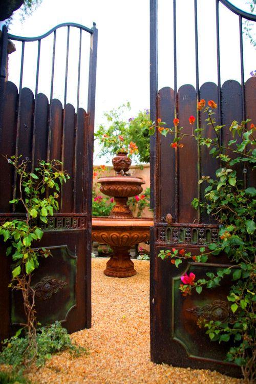 Beautiful Garden Gates Metal Garden Gates Modern Garden Garden Gates
