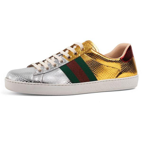 Custom Multi Pinstripe Print Men's Low-Top Soft Net Cloth Fashion Running Shoes