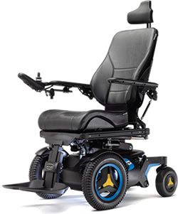 What Could A Smart Chair Do For Wheelchair Users