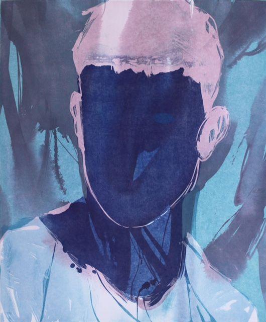 Ari Pelkonen: Endless Blue – Suomen Taidegraafikot ry
