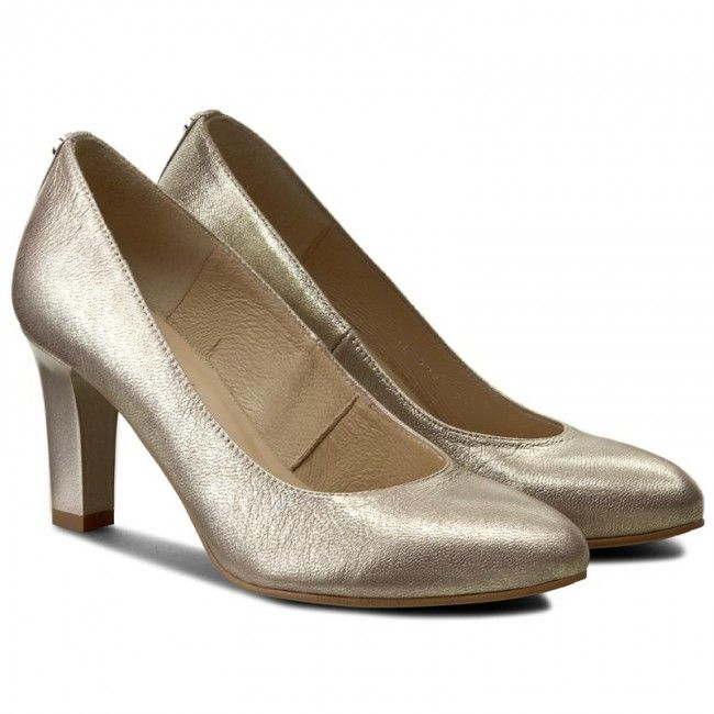 sosește ieftin brand popular Pantofi KOTYL - 883 Złoty EF   Wedding shoes   Wedding shoes ...