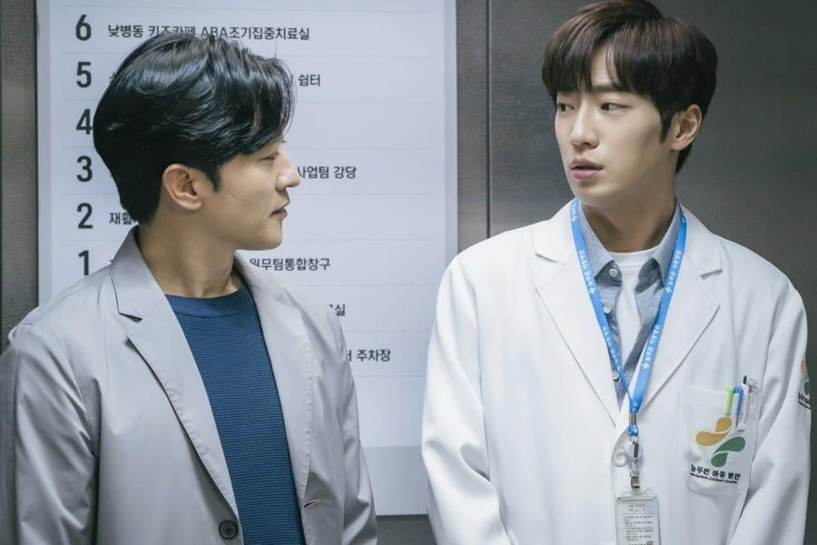 "Lee Sang Yeob Is Taken Aback As Alex Confronts Him In ""Once Again"""