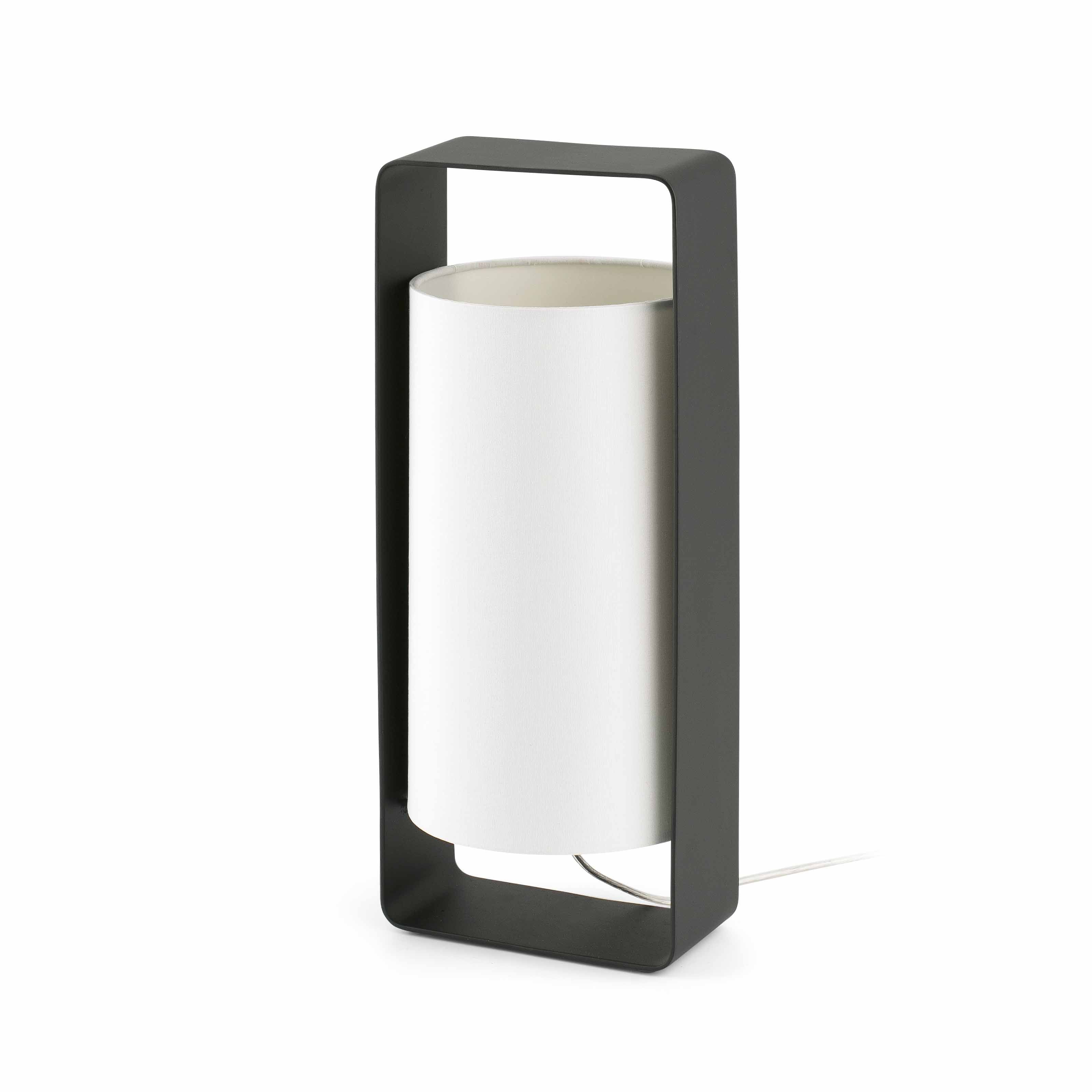 Black White Designed Lamp Lula By Marina Mila Lamparas De Mesa Ventiladores De Techo Iluminacion Interior